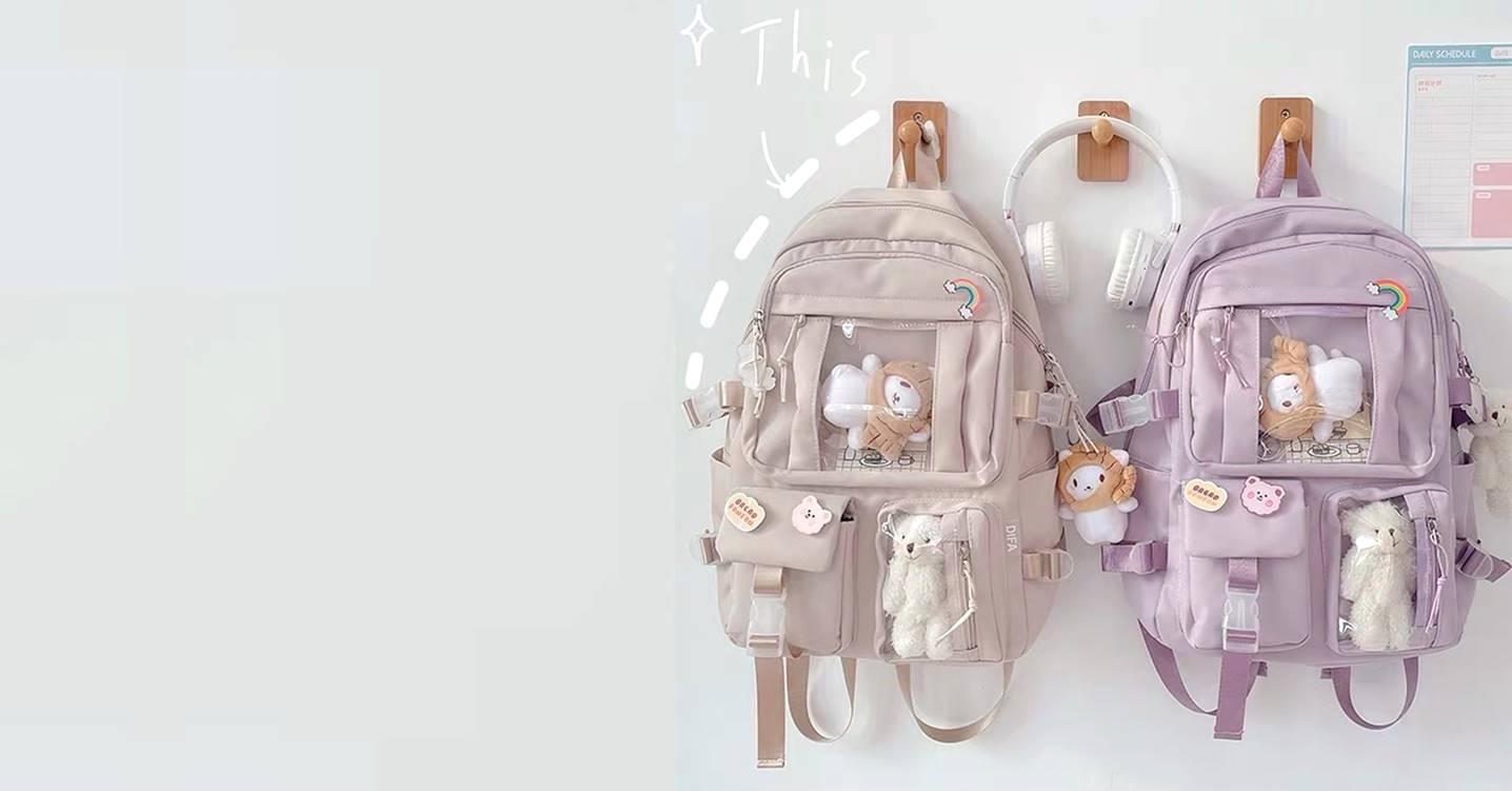 Kawaii School Bags