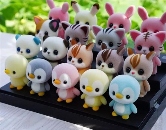 Kawaii Animal Cute Dolls – Limited Item