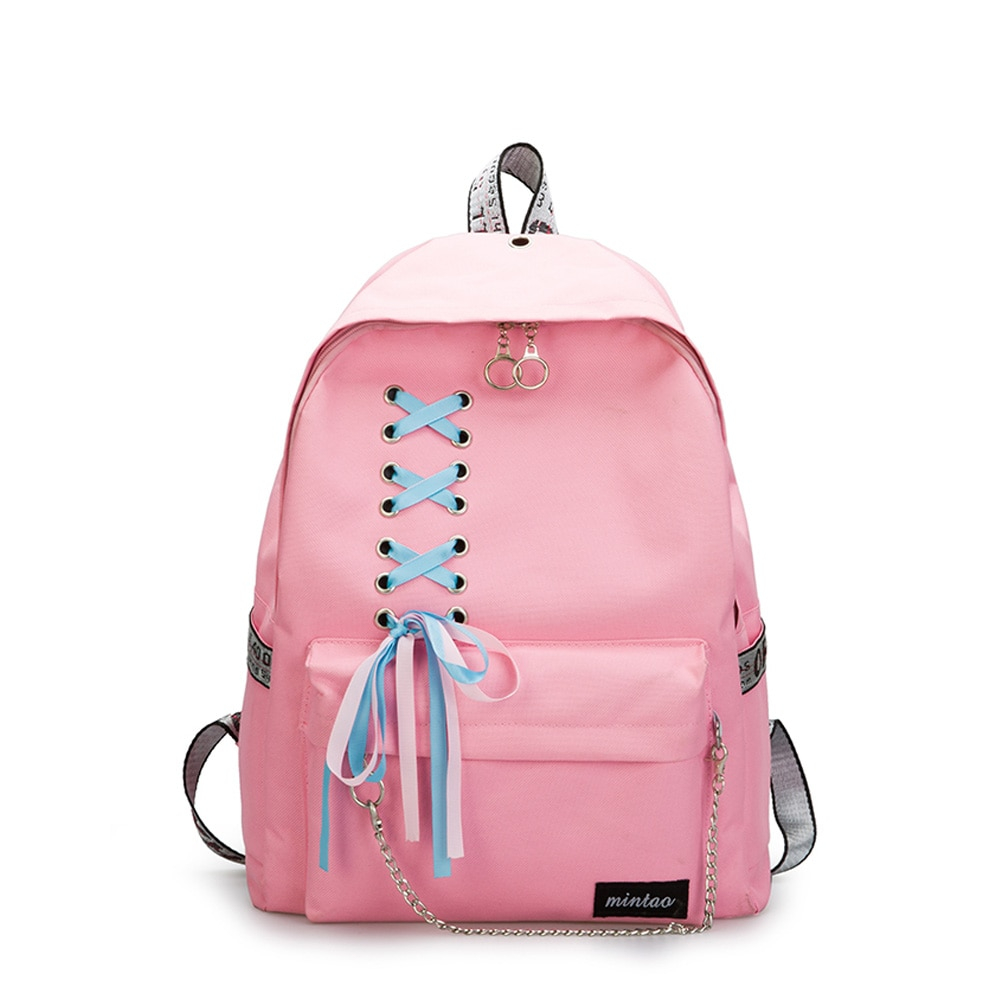 Kawaii Canvas Harajuku Backpack – Limited Edition