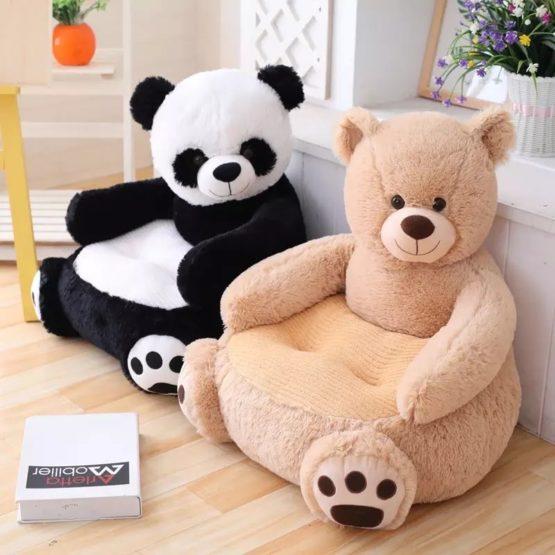 Kawaii Panda Bear Cushion Sofa – Limited Edition