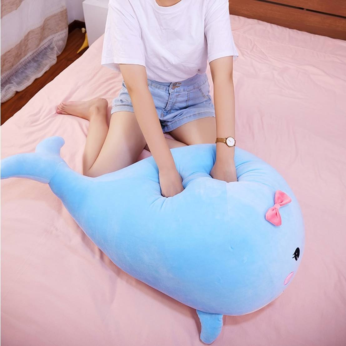 Whale Jumbo Plush (1)