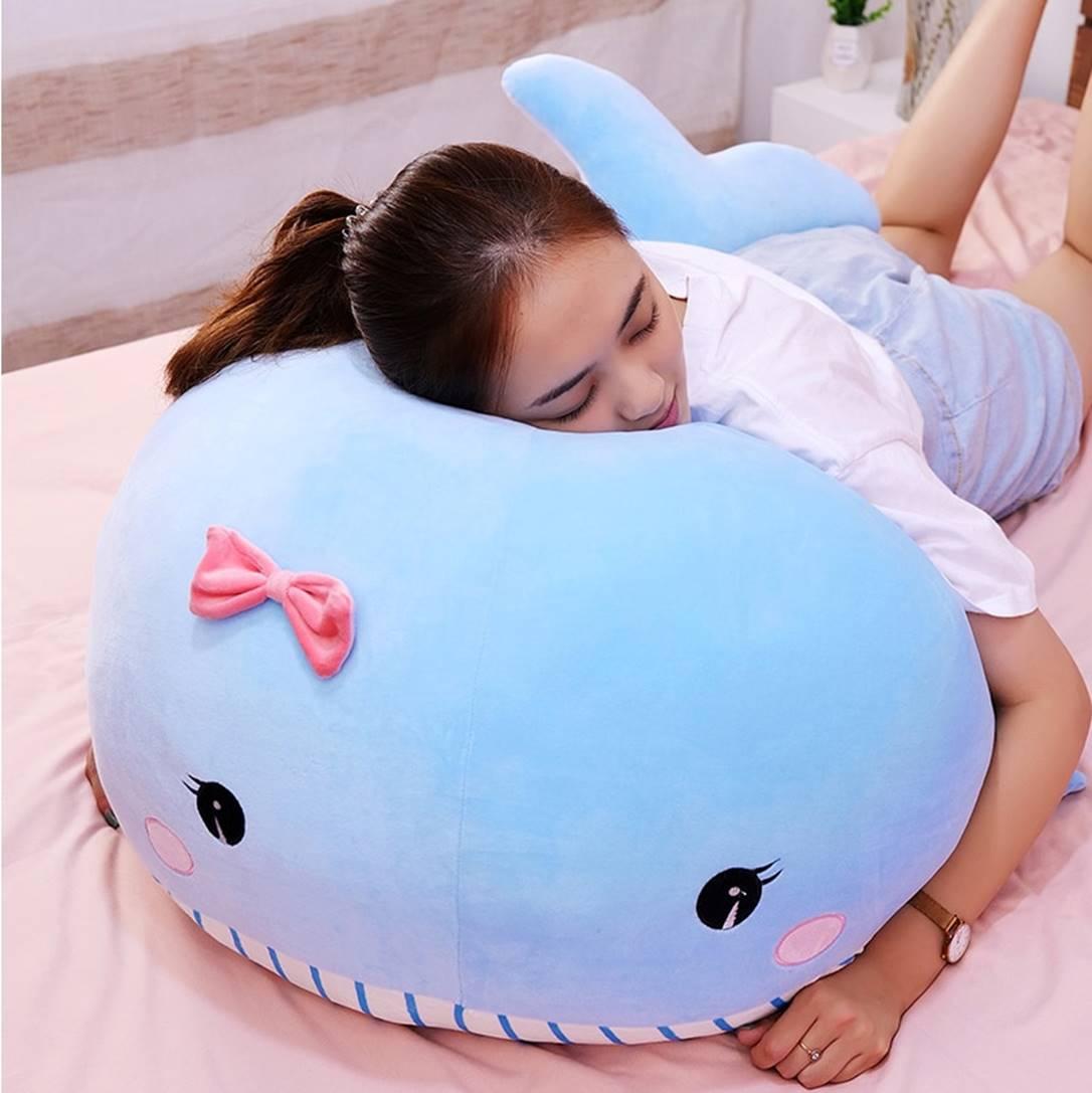 Whale Jumbo Plush