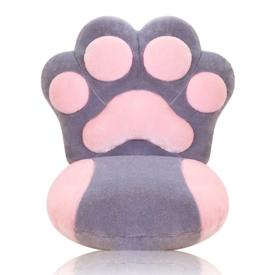 Kawaii Cat Paw Seat Cushion – Special Edition