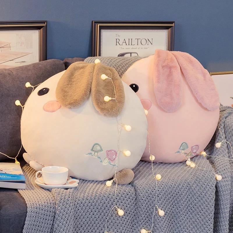 Kawaii Bunny Ears Cushion Plush XL (50cm)