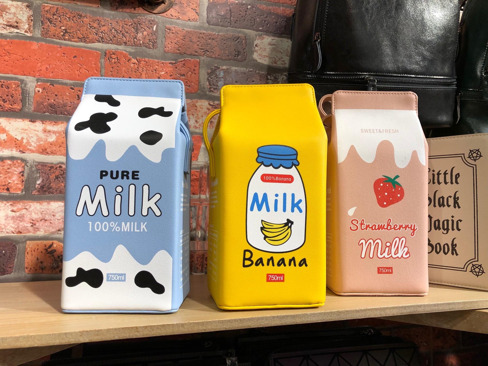 Kawaii Harajuku Milk Bag – Limited Edition