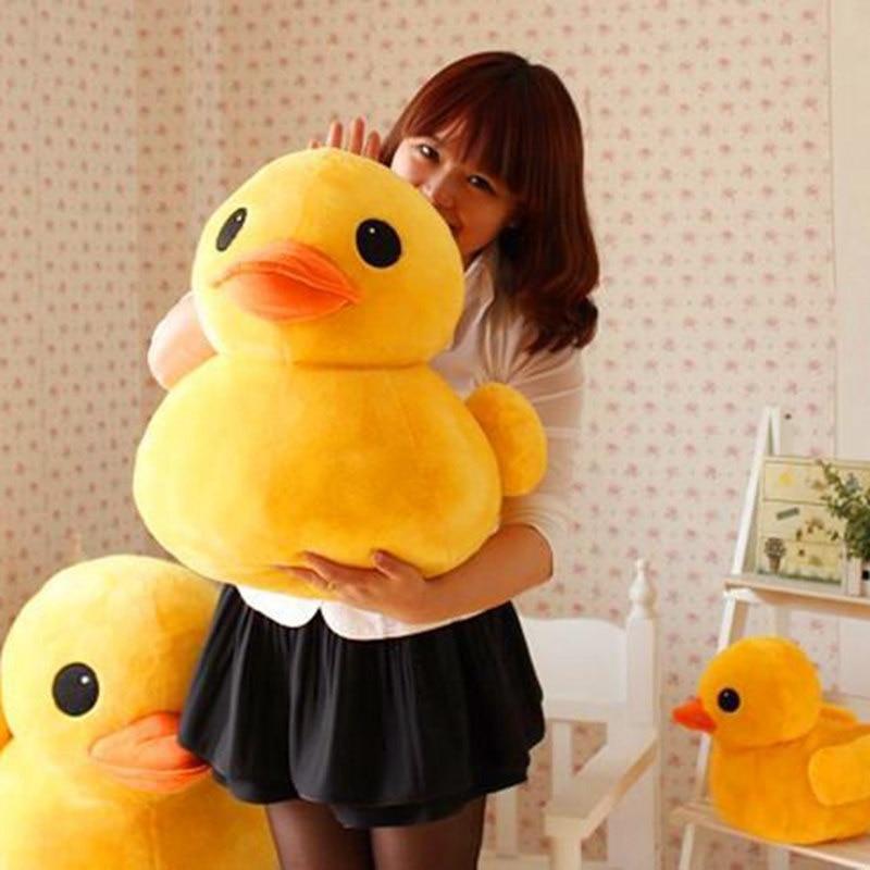 Kawaii Jumbo Duck Plush (40cm) – Limited Edition
