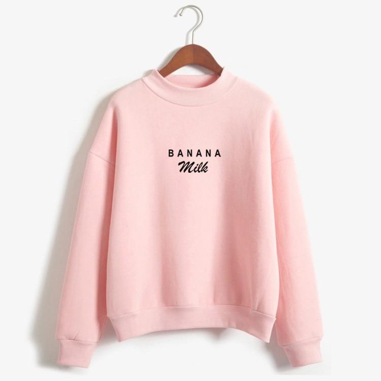 Japanese Style Banana Milk Sweater