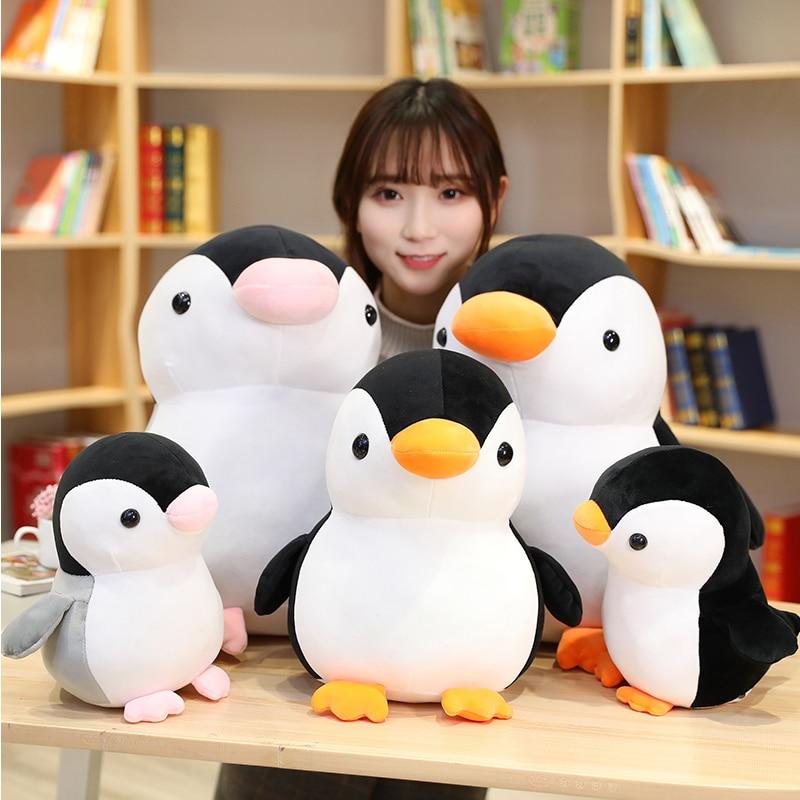 Kawaii Lovely Fat Penguin Plush (35cm)