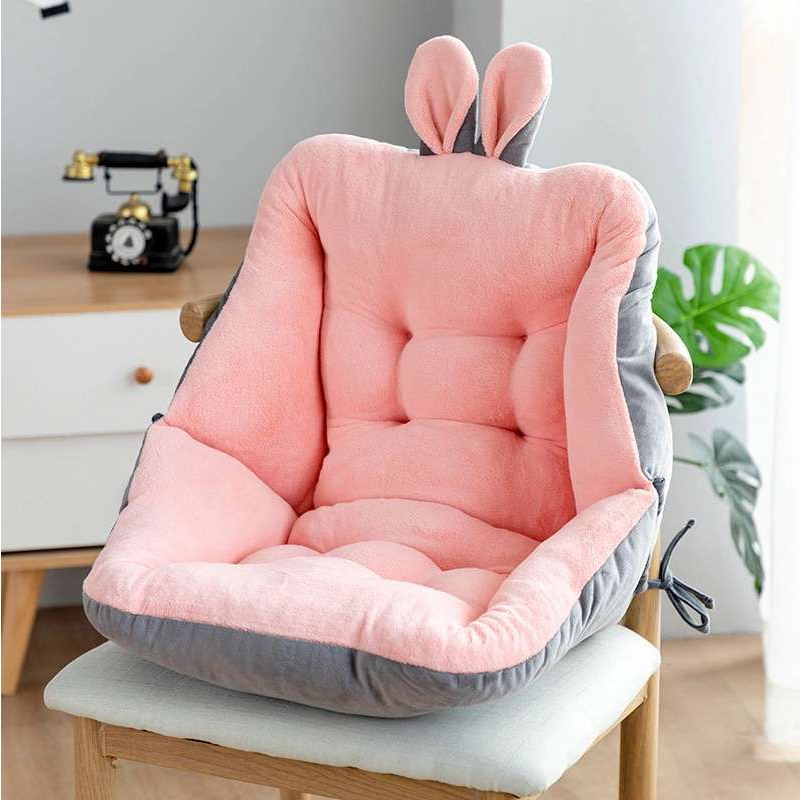 Kawaii Bunny Ears Seat Cushion – Limited Edition