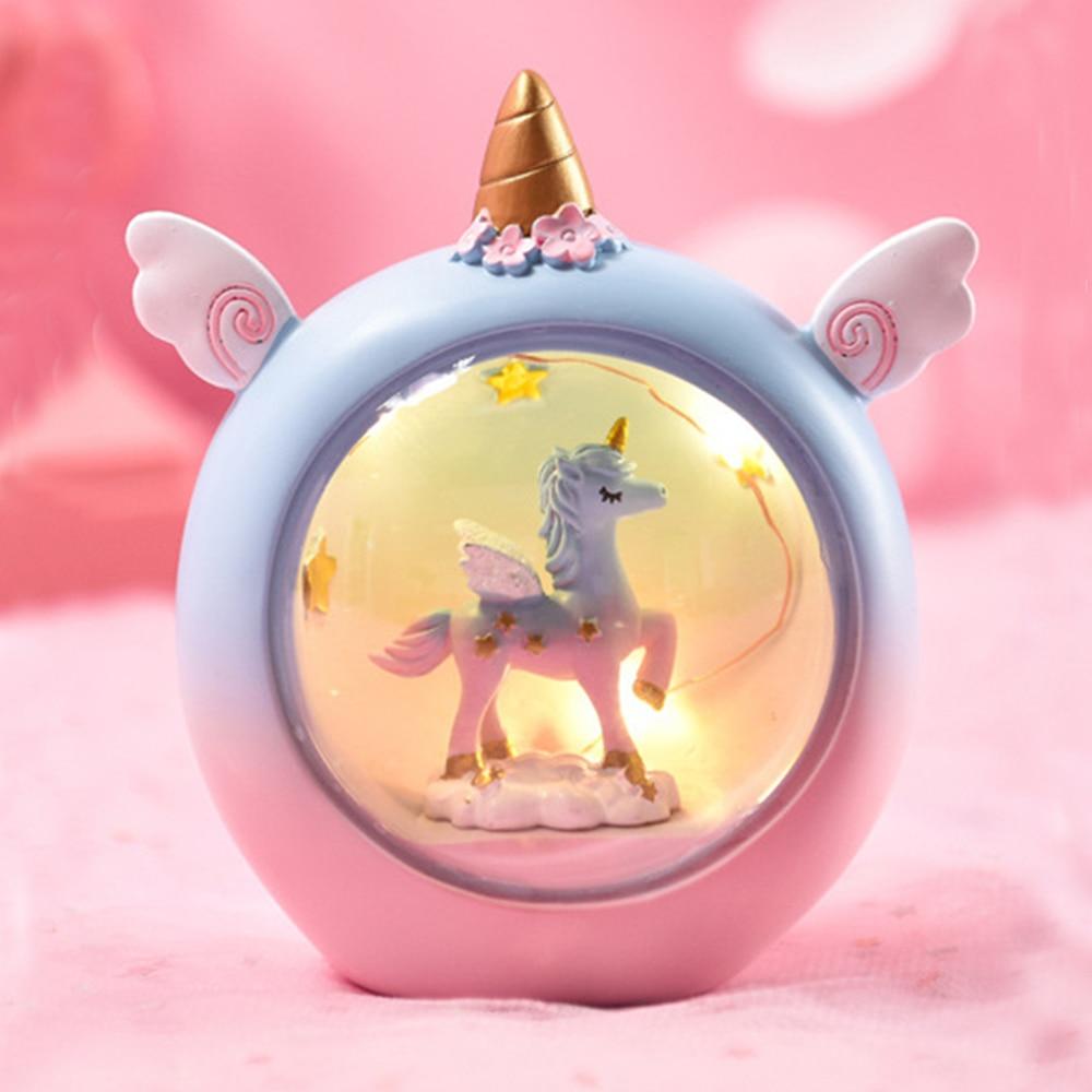 Kawaii Sky Unicorn LED Lamp – Limited Edition