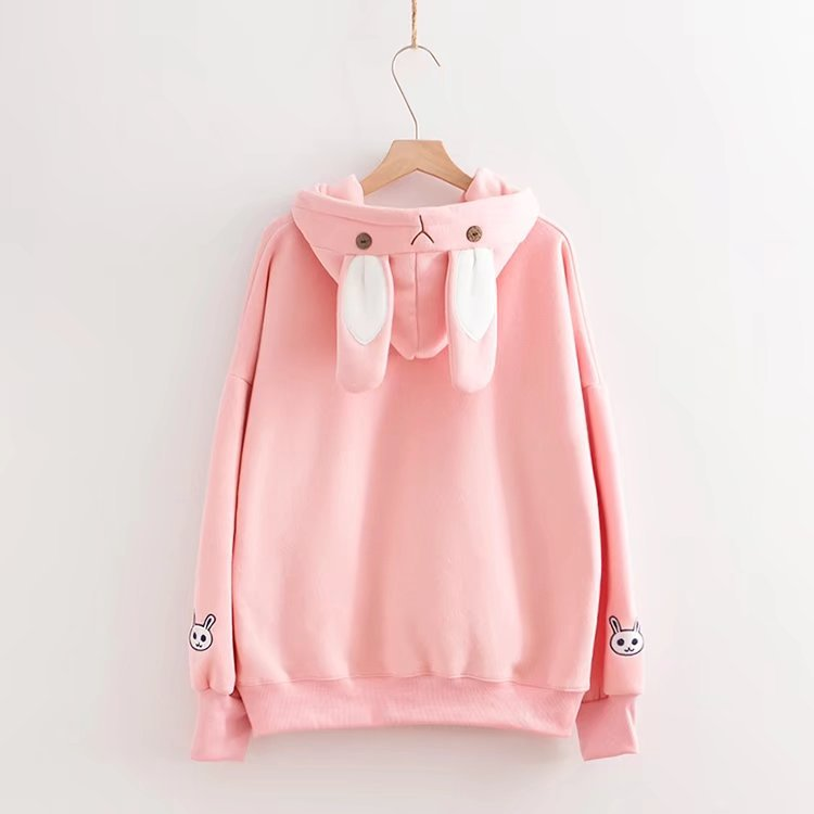 Kawaii Rabbit Harajuku Sweatshirt