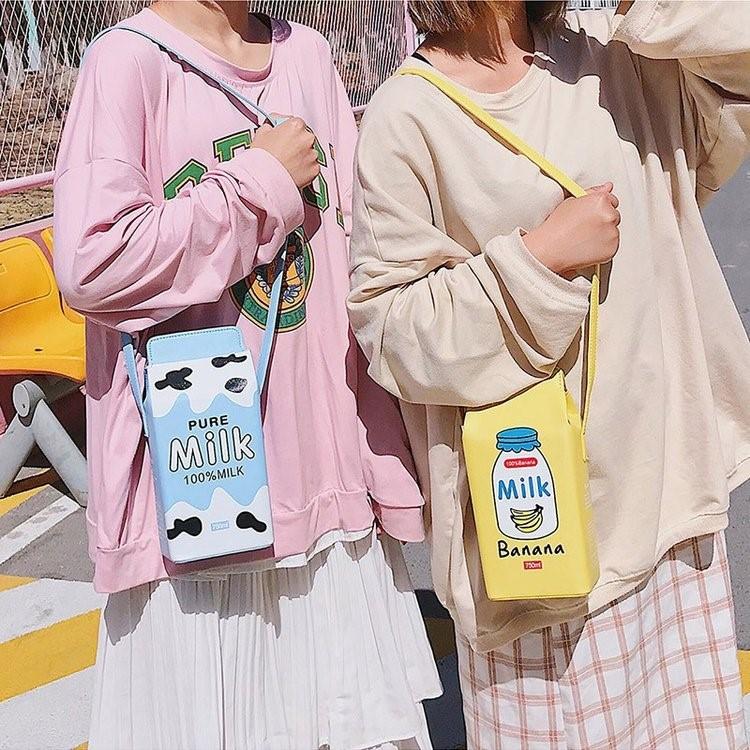 Milk Bag 3