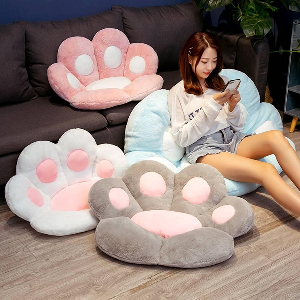 Cat Paw Cushion 2