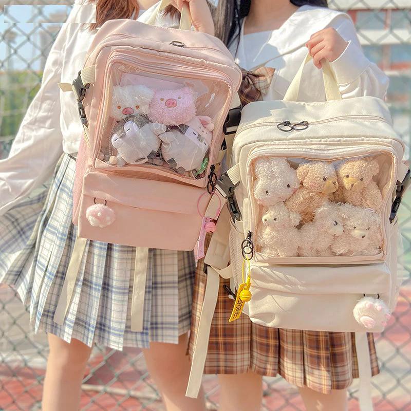 Kawaii Japanese Style Harajuku Ita Backpack