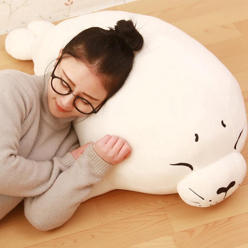 Kawaii Mochi Seal Plush XL (80cm) – Limited Edition