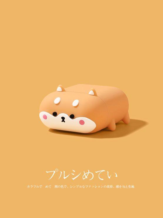 Kawaii Shiba Inu Earphone Case – Limited Edition