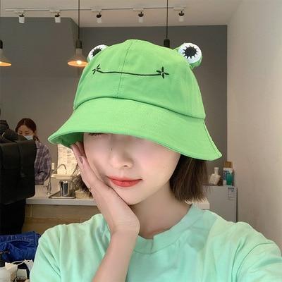 Kawaii Harajuku Frog Hat – Limited Edition