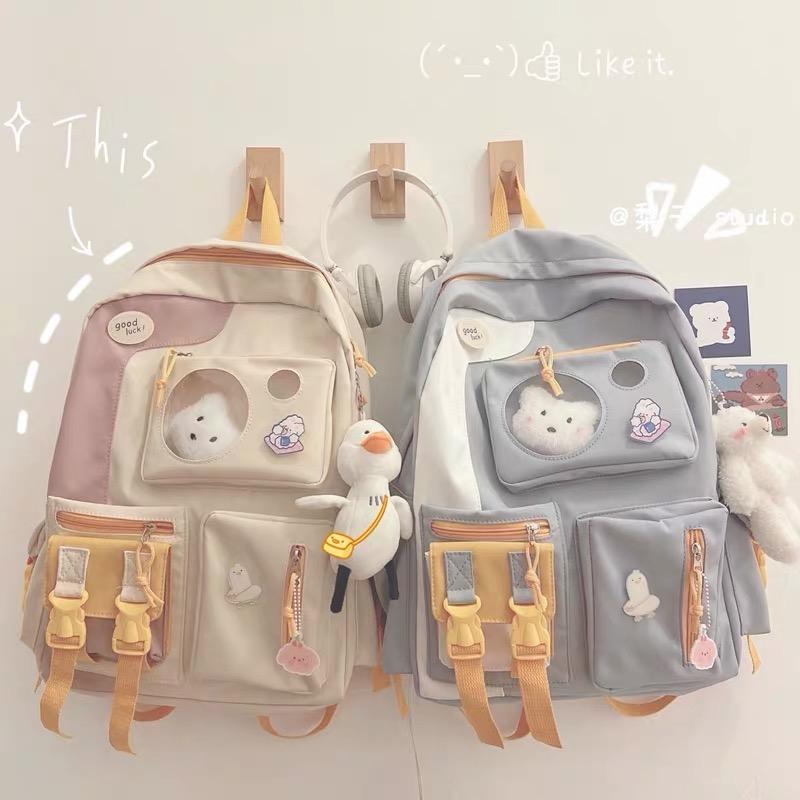 Kawaii Japanese Style College Ita Backpack
