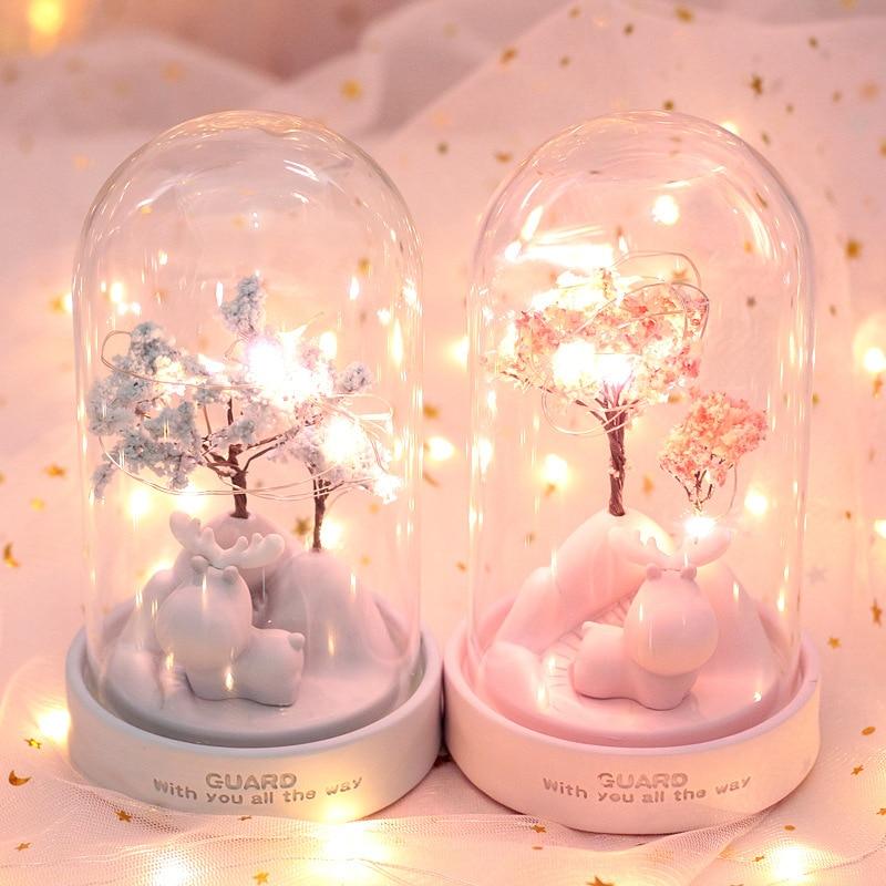 Kawaii Reindeer Lamp – Limited Edition