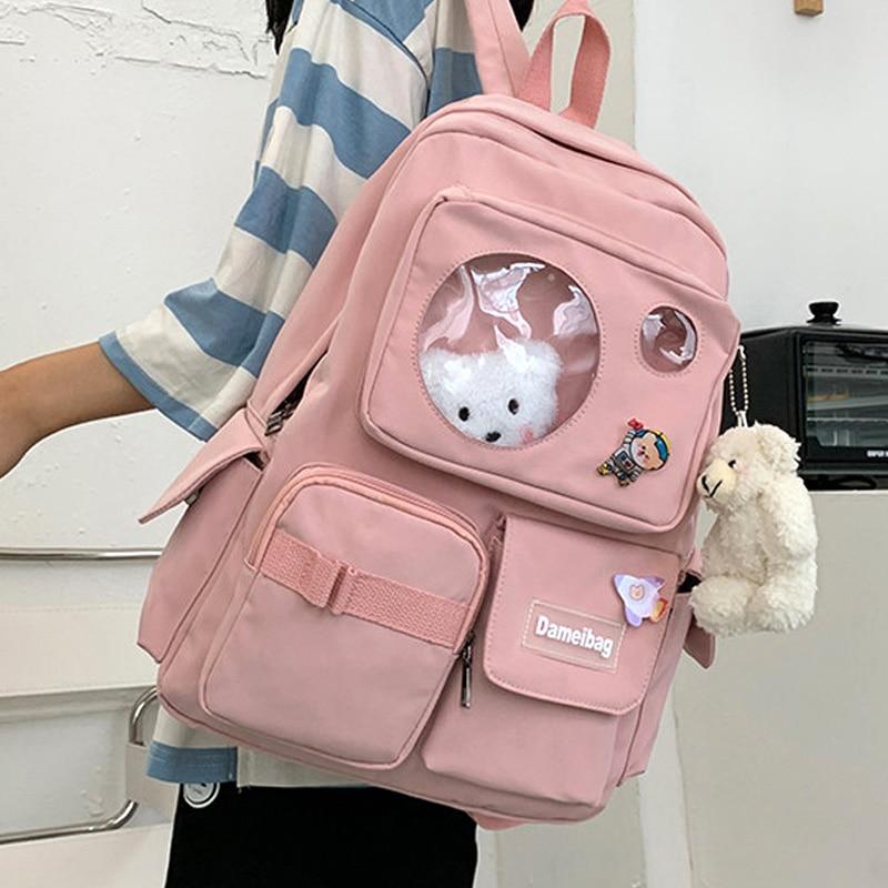 Kawaii Korean Style Harajuku Ita Backpack