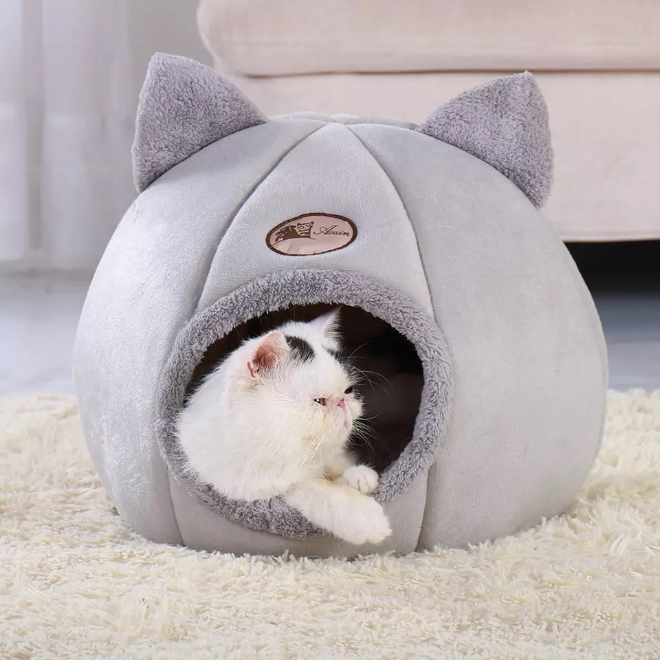 Kawaii Cat Bed Foldable House – Limited Edition