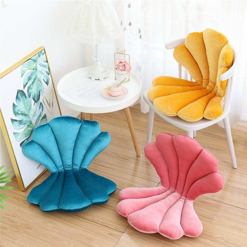 Kawaii Clam Shaped Seat Cushion – Limited Edition