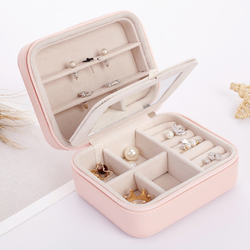 Kawaii Korean Style Earring Storage Box – Limited Edition
