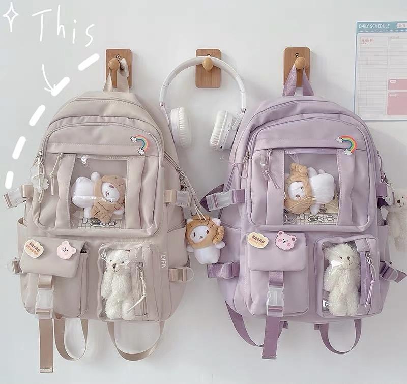 Kawaii Harajuku Japanese Style Ita Backpack – Limited Edition