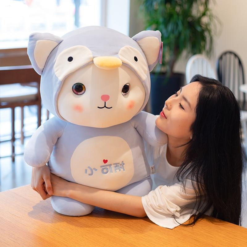 Super Kawaii Huggable Series Cat Plush – Limited Edition