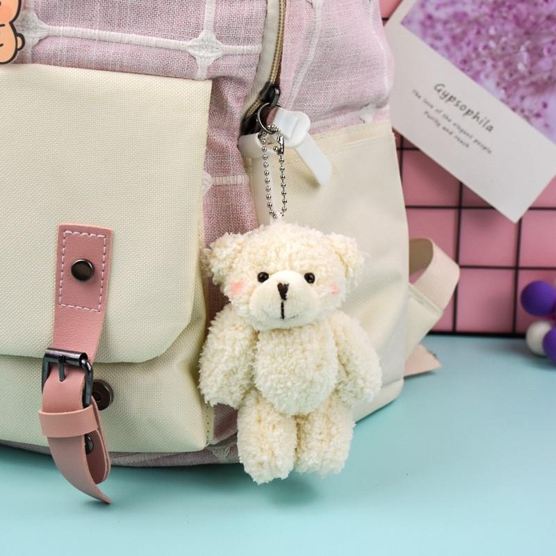 Kawaii Mini Bear Pendant