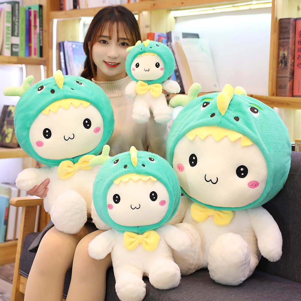 Super Kawaii Huggable Bunny Rabbit Plush – Limited Edition