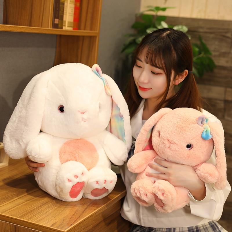 Kawaii Bunny Ears Rabbit Plush Collection XL – Limited Edition