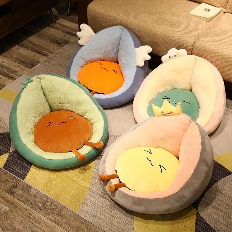 Kawaii Therapy Fruit Series Chubby Seat Cushion