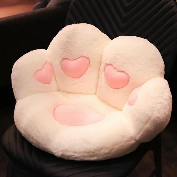 Cat Paw Heart Seat (4)