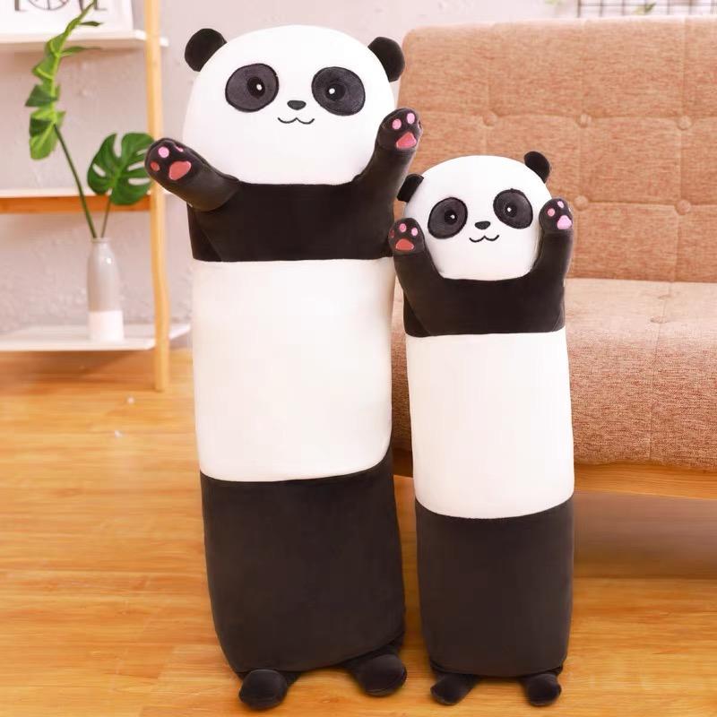 Kawaii Long Panda Koala Bear Pillow Plush XL (80cm)