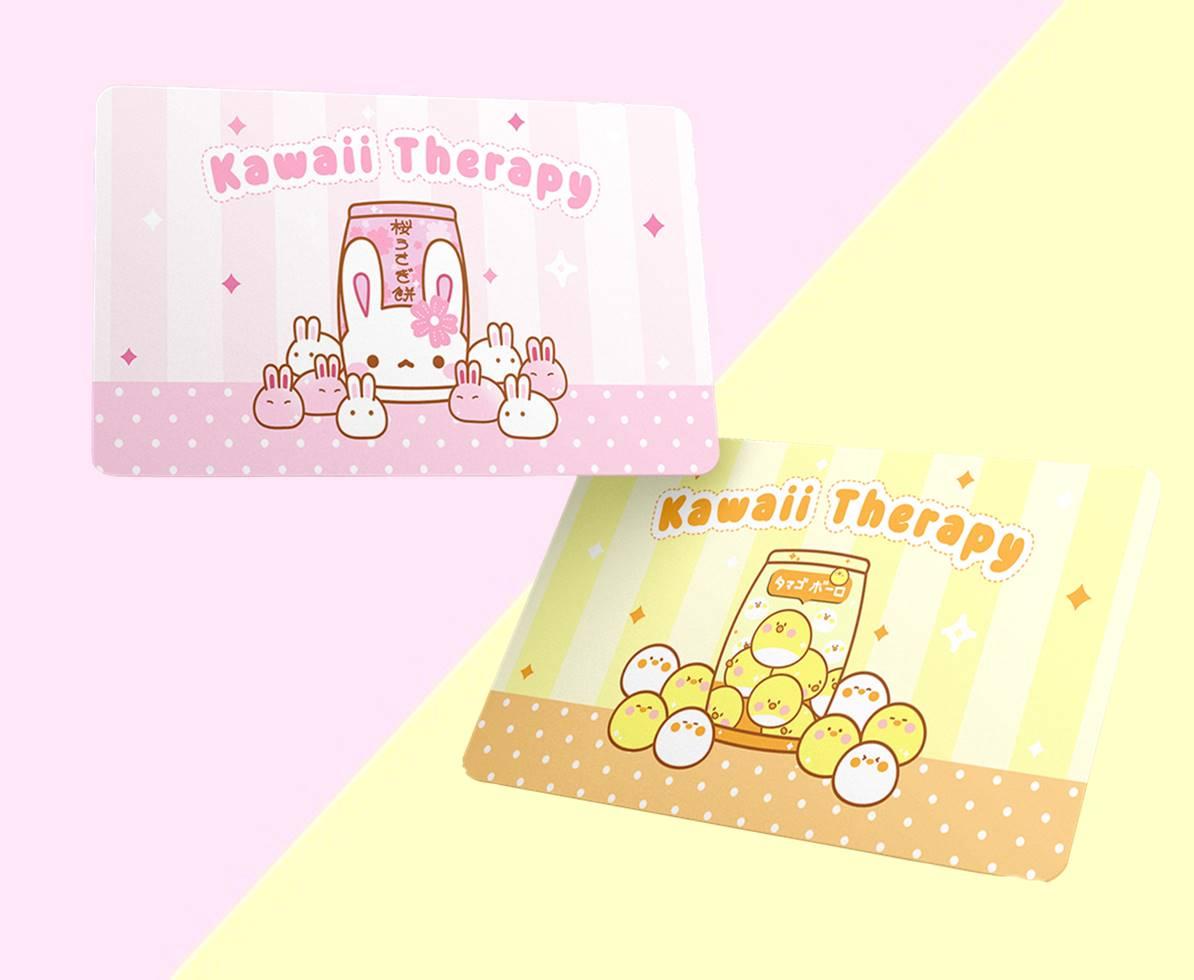 Kawaii Therapy VIP Membership Card (Max 1 per customer)