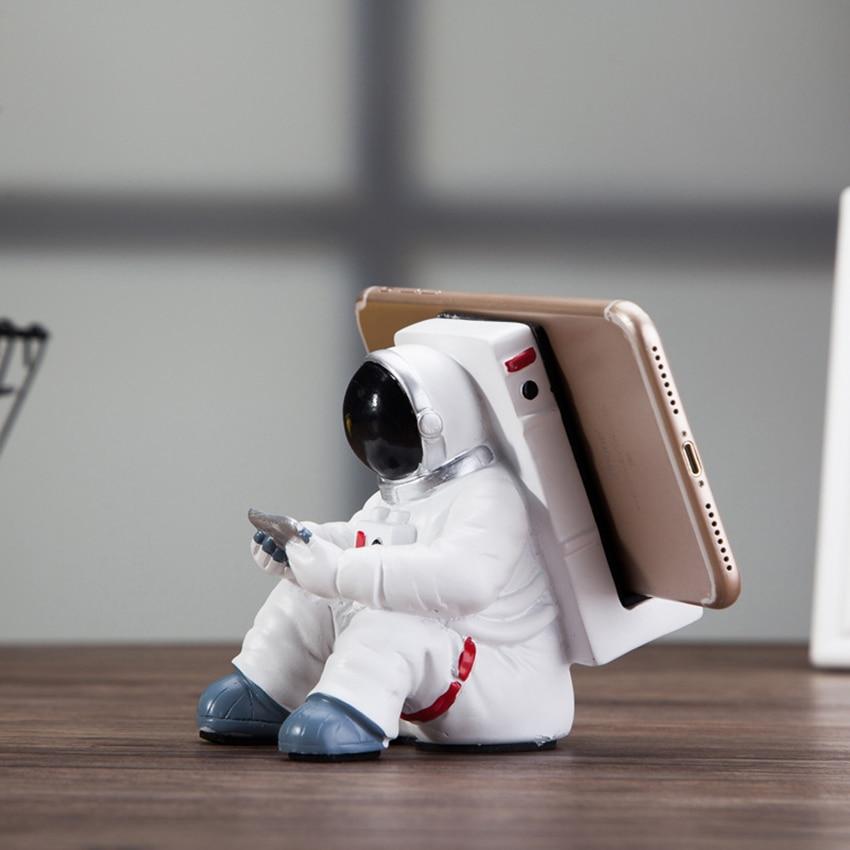 Kawaii Astronaut Desk Phone Holder – Limited Edition