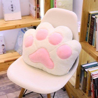 Kawaii Harajuku Cat Paw Cushion – Limited Edition