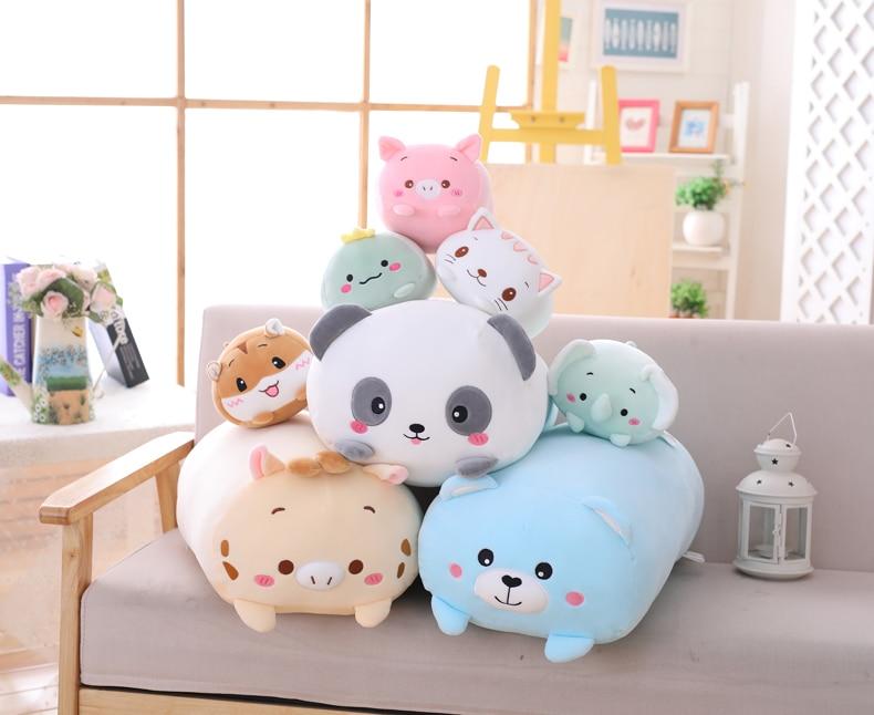 Kawaii Chubby Mochi Animal Dolls XL (50cm)