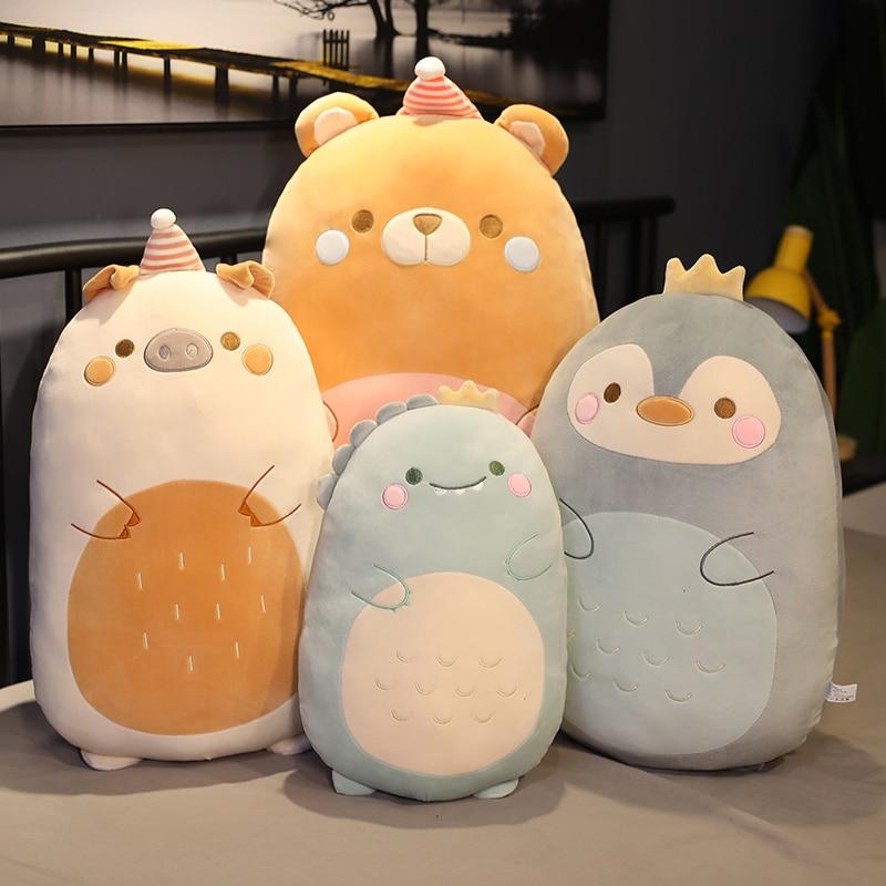 Kawaii Lovely Cute Mochi Animal Plush