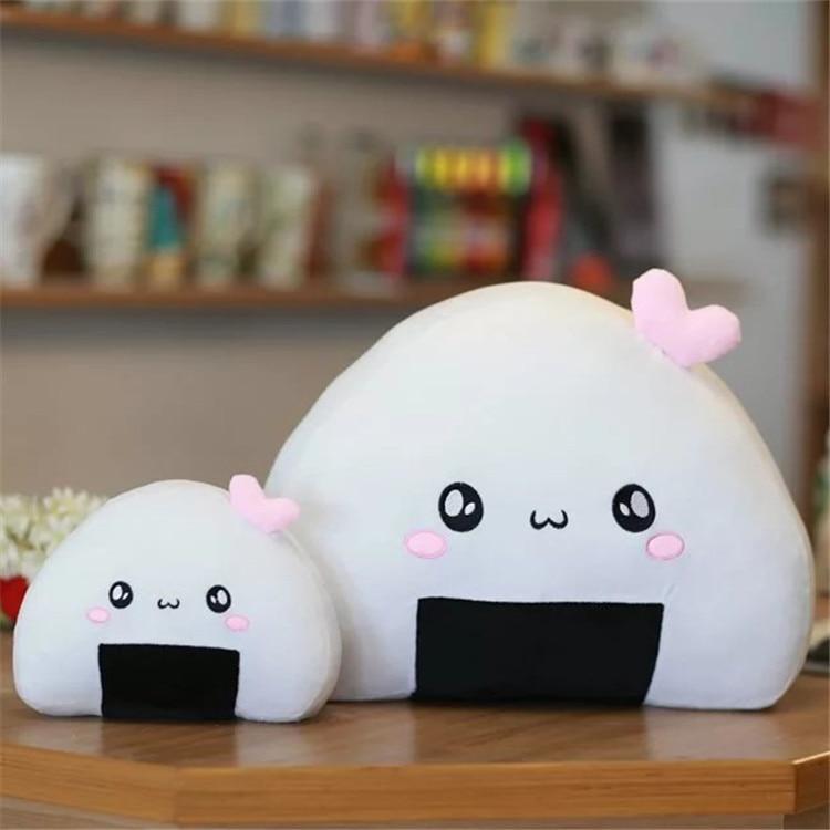 Kawaii Japanese Rice Ball Plush – Limited Edition