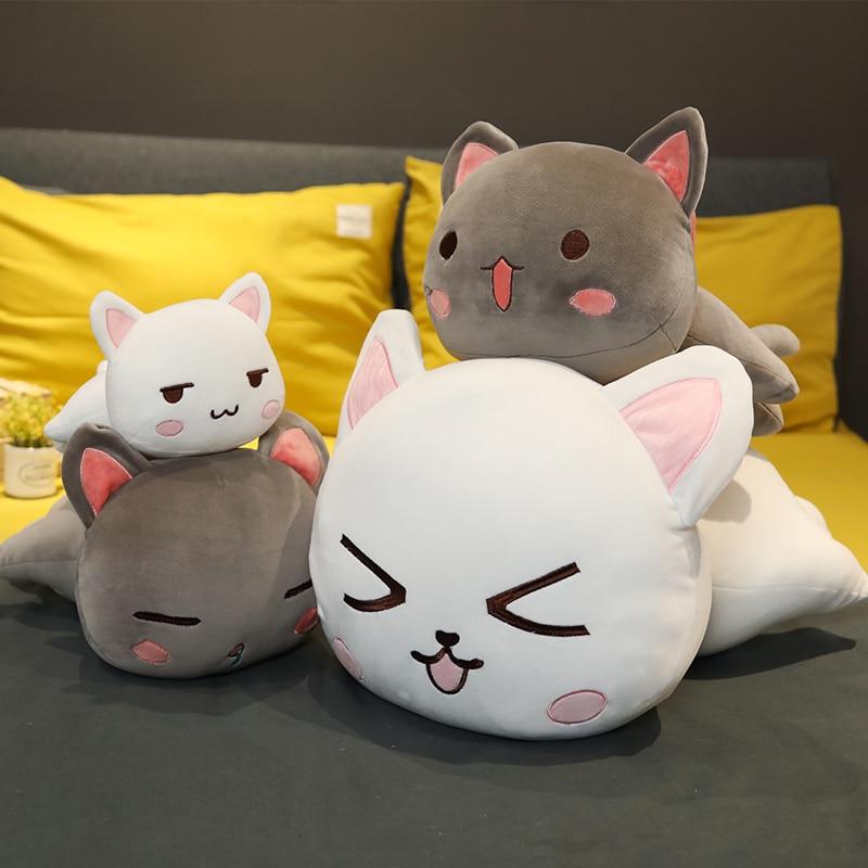 Kawaii Super Cute Series Cat Plush (40cm) – Limited Edition
