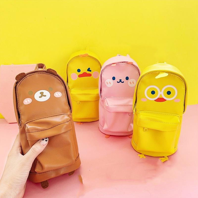 Kawaii Bear Pastel Harajuku Pencil Case