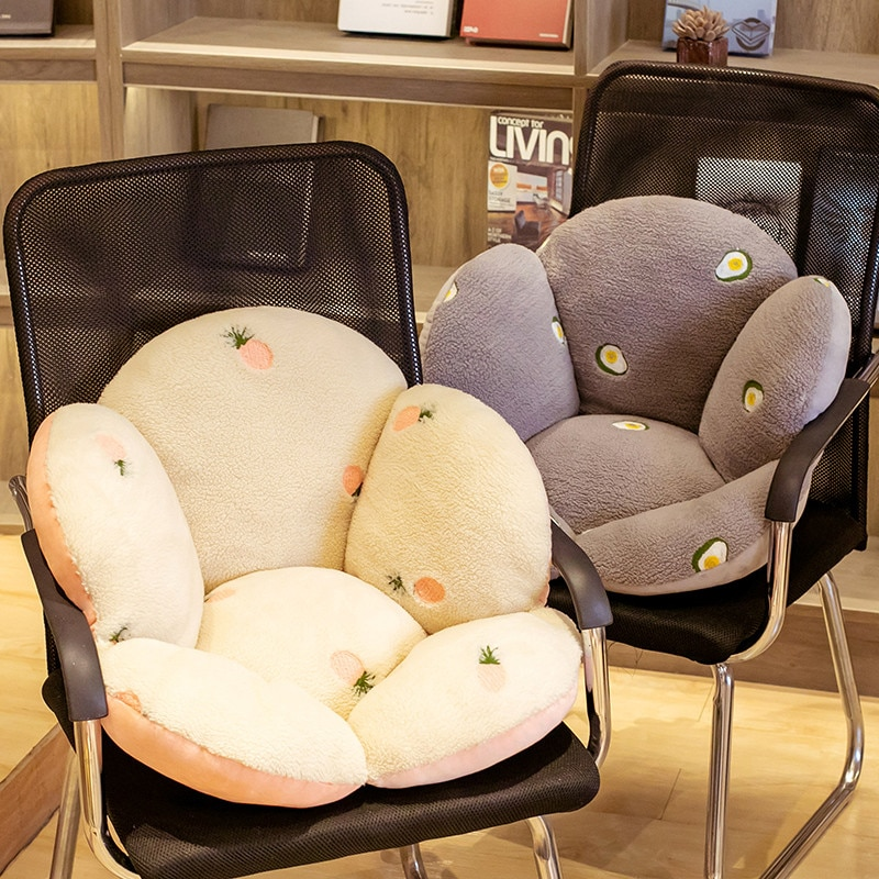 Kawaii Petal Flower Seat Cushion – Limited Edition