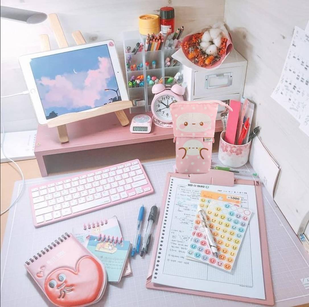Tofumochi Desk 2